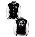 Star Wars Episode VII Baseball Varsity Jacket Captain Phasma