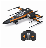 Star Wars Episode VII RC Vehicle with Sound & Light Up U-Command X-Wing 30 cm