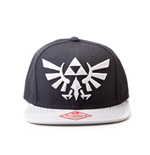 Nintendo - Zelda Cap With Grey Logo