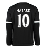 2015-16 Chelsea 3rd Shirt Long Sleeved (Hazard 10)