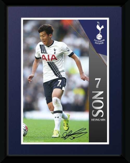 Tottenham Hotspur Son Framed Collector Print