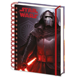 Star Wars Episode VII Notebook A5 Dark