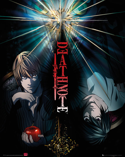 Deathnote Duo Mini Poster