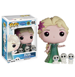 Frozen Fever POP! Disney Vinyl Figure Elsa 10 cm