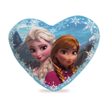 Frozen Plush Cushion Elsa & Anna 30 x 37 cm