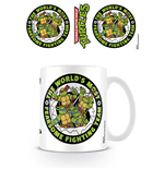 Teenage Mutant Ninja Turtles Mug Fearsome Fighting