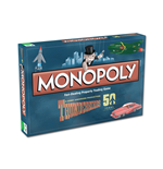 Thunderbirds Board Game Monopoly *English Version*