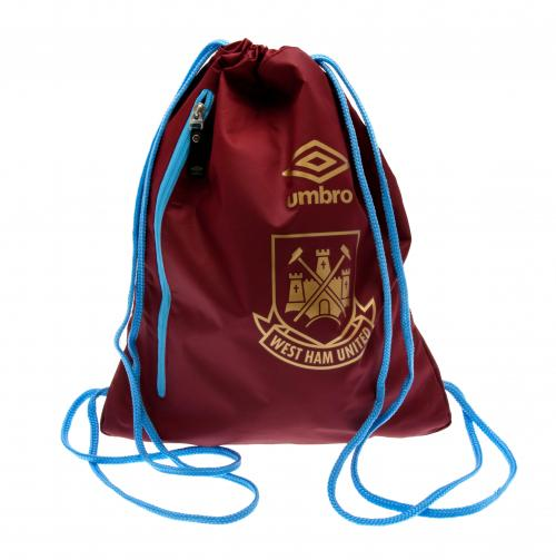West Ham United F.C. Umbro Gym Bag