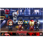 Avengers Age of Ultron Cosbaby (S) Mini Figures Series 2 Box Set 9 cm