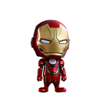 Avengers Age of Ultron Cosbaby (S) Mini Figure Series 2 Iron Man Mark XLV 9 cm