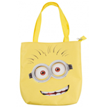Minions Tote Bag Minions Faces 32 x 30 cm