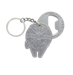 Star Wars Episode VII Keychain with Bottle Opener Millenium Falcon