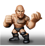 WWE Wrestling Mini Figure The Rock 8 cm