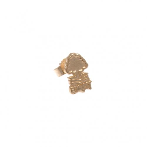 Nottingham Forest F.C. 9ct Gold Earring
