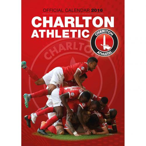 Charlton Athletic F.C Calendar 2016