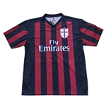 AC Milan 2015/16 Home Replica Jersey - Mexes 5