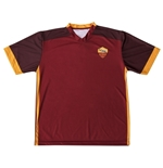 AS Roma 2015/16 Home Replica Jersey Nainggolan 4