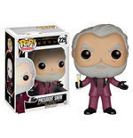 The Hunger Games POP! Movies Vinyl Figure President Snow 9 cm