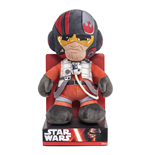 Star Wars Episode VII Plush Figure Poe 25 cm