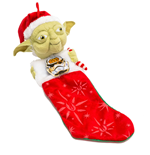 Star Wars Plush Christmas Stocking Yoda 55 cm