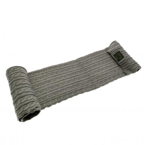 Newcastle United F.C. Cable Knit Scarf