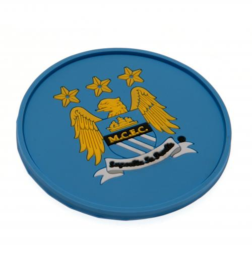 Manchester City F.C. Rubber Coaster
