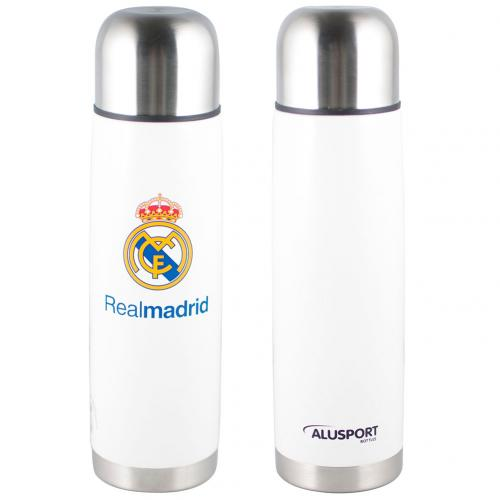 Real Madrid F.C. Aluminium Thermos Flask