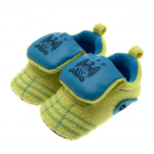 Manchester City F.C. Neon Boot Crib 0/3