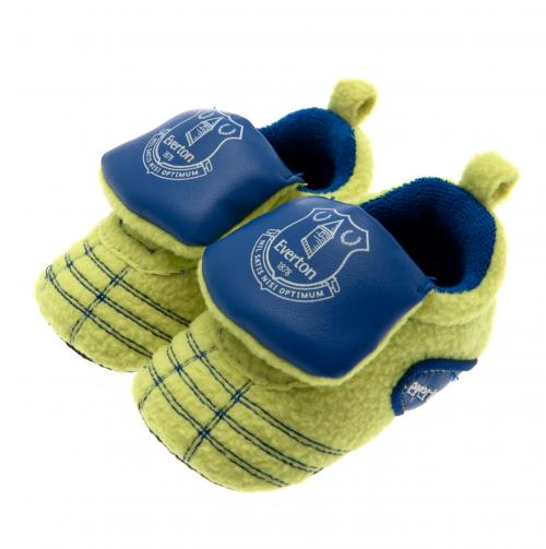 Everton F.C. Neon Boot Crib 9/12