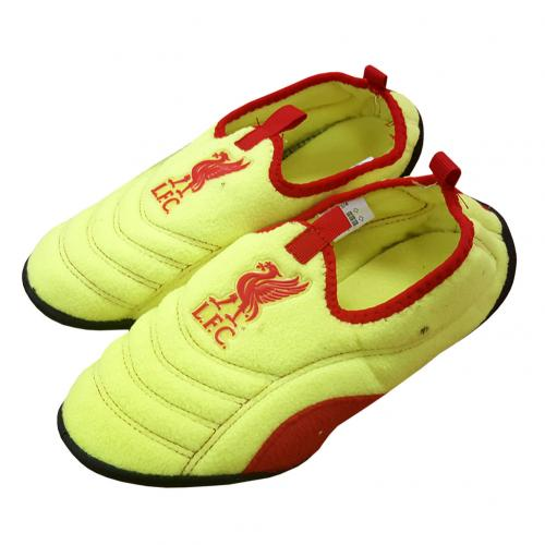 Liverpool F.C. Neon Boot Slipper 3/4