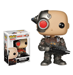 Evolve POP! Games Vinyl Figure Markov 9 cm