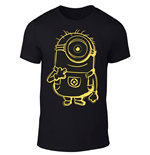 Minions T-Shirt Yellow Shadow