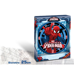 Spiderman Clock 179758