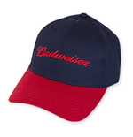 BUDWEISER Navy Blue Hat