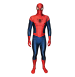 MARVEL COMICS Spider-Man Adult Unisex Cosplay Costume Morphsuit, Large, Multi-Colour