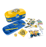 MINIONS Tool Box with 60 Piece Creative Activity Set