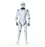 STAR WARS StormTrooper Adult Unisex Zapper Cosplay Costume Digital Morphsuit, Extra Extra Large, Multi-Colour