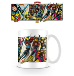 Marvel Comics Mug Black Widow