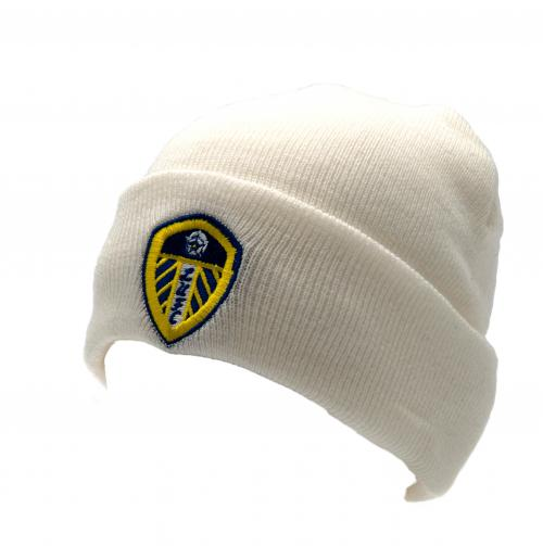 Leeds United F.C. Knitted Hat TU WT
