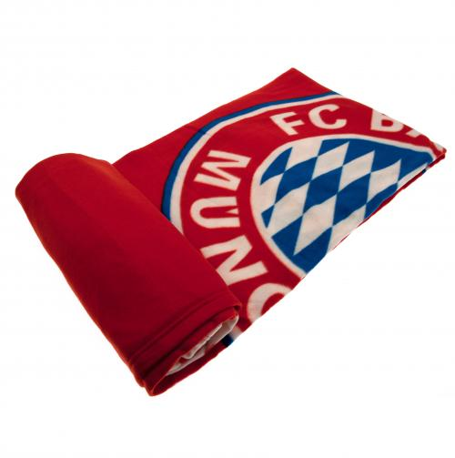 F.C. Bayern Munich Fleece Blanket RD