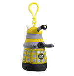Doctor Who Plush Figure with Sound Clip-On Yellow Dalek 10 cm