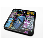 Doctor Who Coaster Comic Strip 6-Pack
