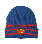 Superman Beanie Multi Wear Knit