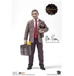 Mr. Bean Action Figure 1/6 Mr. Bean Deluxe Version 30 cm