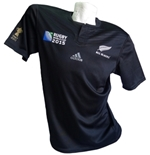 All Blacks Home World Cup Jersey