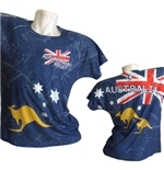 Australia rugby T-shirt 180728