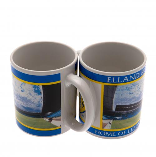 Leeds United F.C. Mug SD