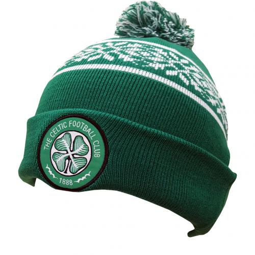 Celtic F.C. Ski Hat