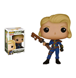 Fallout POP! Games Vinyl Figure Lone Wanderer Female 9 cm