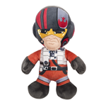 Star Wars Episode VII Plush Figure Poe 17 cm